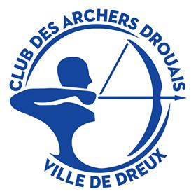logo club archers drouais